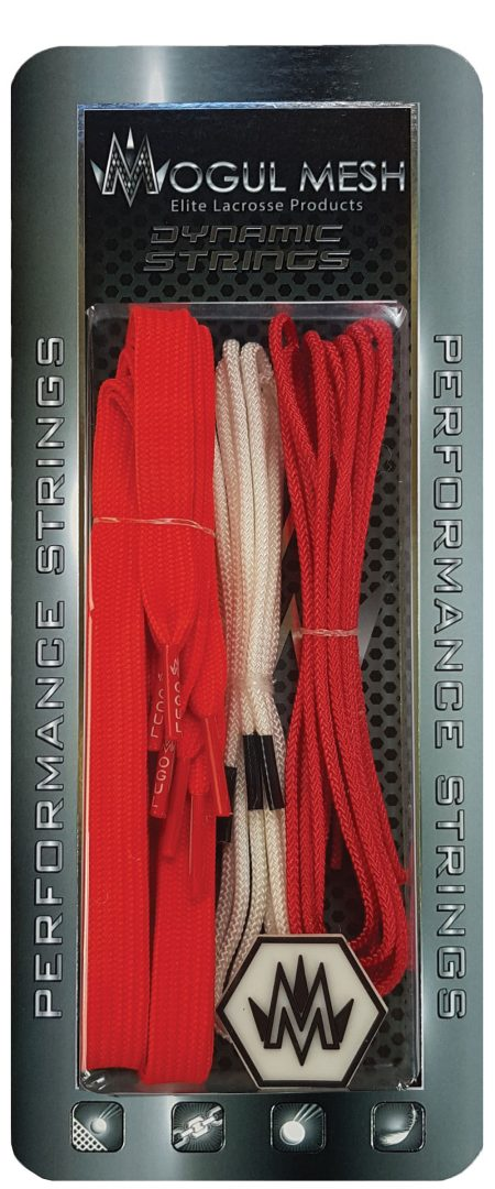 Lacrosse String Kit Red 405