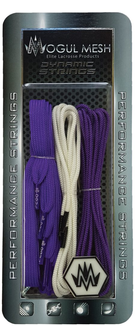 Lacrosse String kit Purple 409