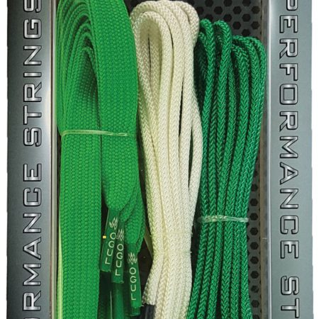 Lacrosse Stringing Kit Green 414